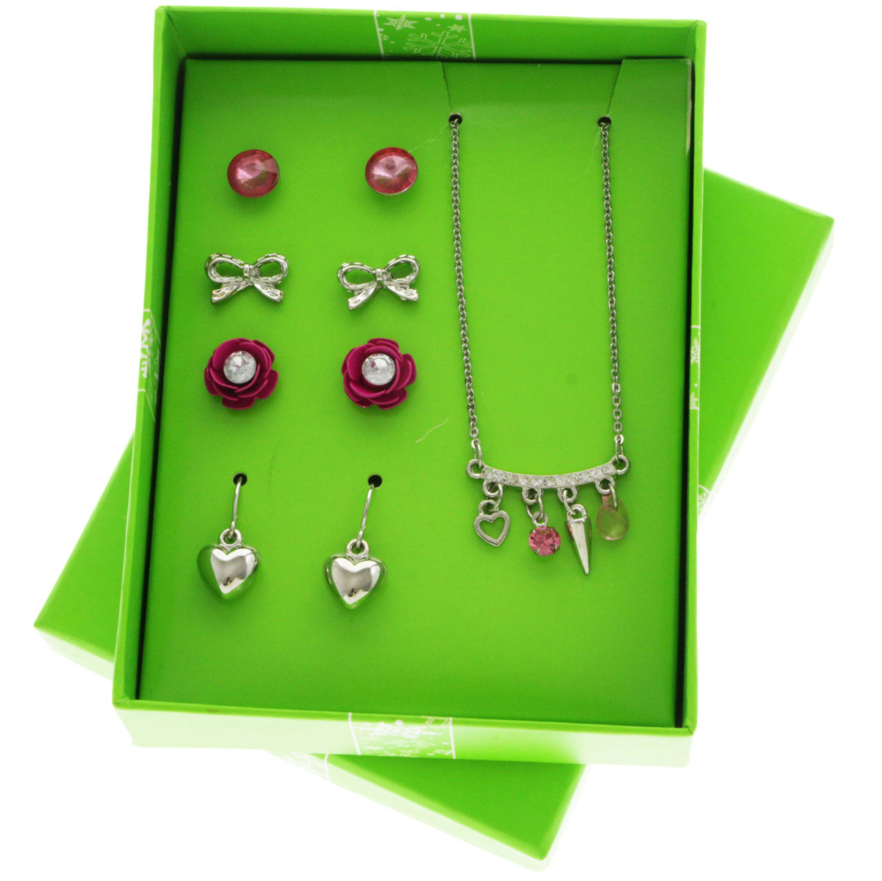 Gift Boxed Necklace & Earring Set GBNE46