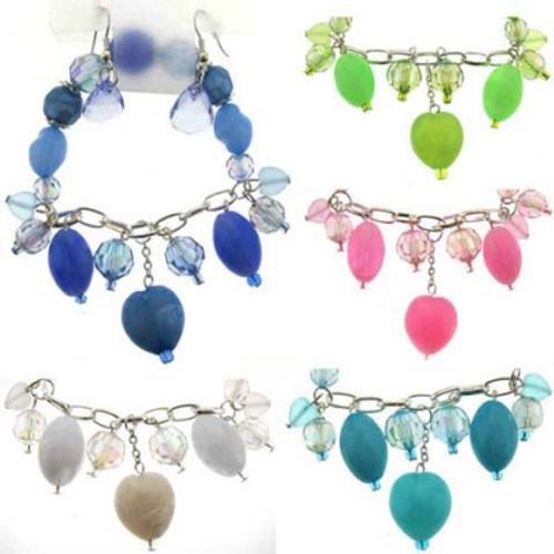 Jewelry - Bracelets - Bracelet & Earring Sets - Wholesale