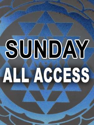 Sunday All Access
