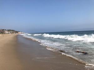 The Beach at Malibu