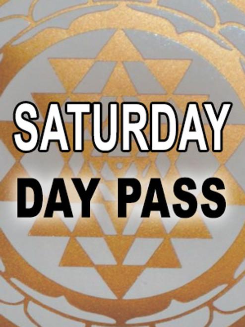 Saturday Day Pass FEB22
