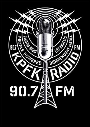 KPFK Radio 90.7 FM