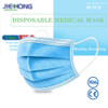 3-Ply Disposable Face Masks  - BFE 95% - IN STOCK