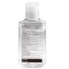 2 oz Rectangle 75% Alcohol Hand Sanitizer - US STOCK