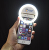 Rechargeable Cell Phone LED Ring Light