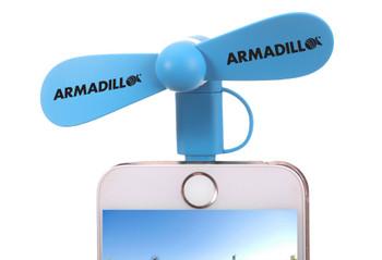 Mini Cell Phone Fan