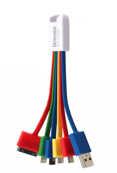 5-in-1 MULTI Charging Cable
