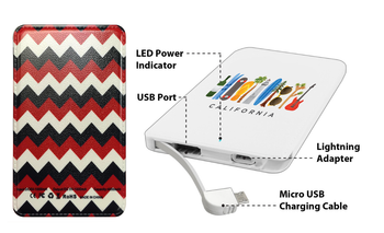 P411   3 in 1 Power Bank