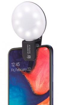 Mini Cell Phone LED Selfie Ring Light