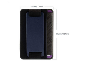 Cell Phone Wallet and Stand