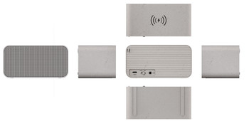 HM39 Bluetooth Speaker