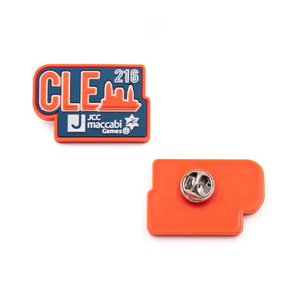 2D/3D Custom PVC Lapel Pins