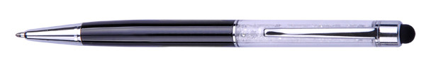 Classic Metal Pen W Crystal