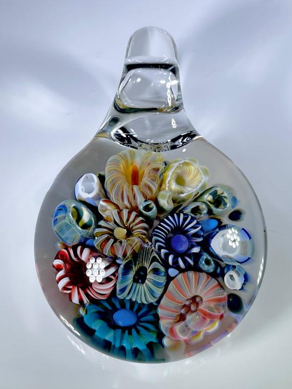 Glass By Keri Reef Pendy #3