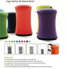 EFurnit Height Adjustable Stool - Red-dot Design Award Winner - Ergonomic, Rotating, Active Sit Standing Stool