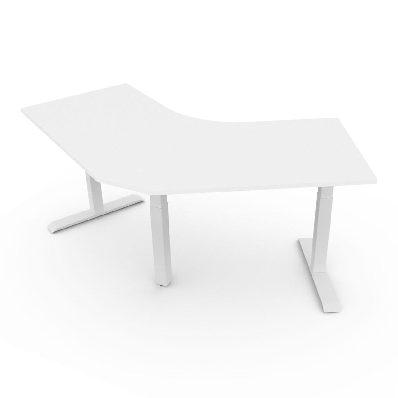 EFurnit Alpine V Shaped Standing Desk