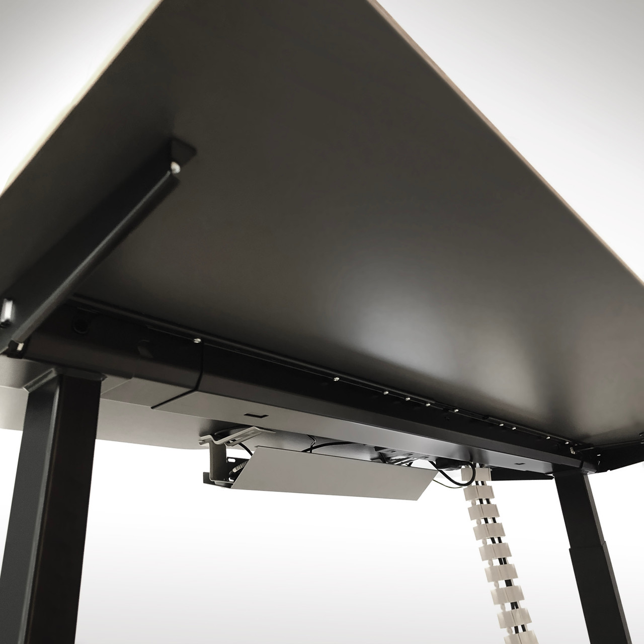 EFurnit Pro Standing Desk With integrated Bluetooth Technology, Mobile App and Intuitive Desk Assembly