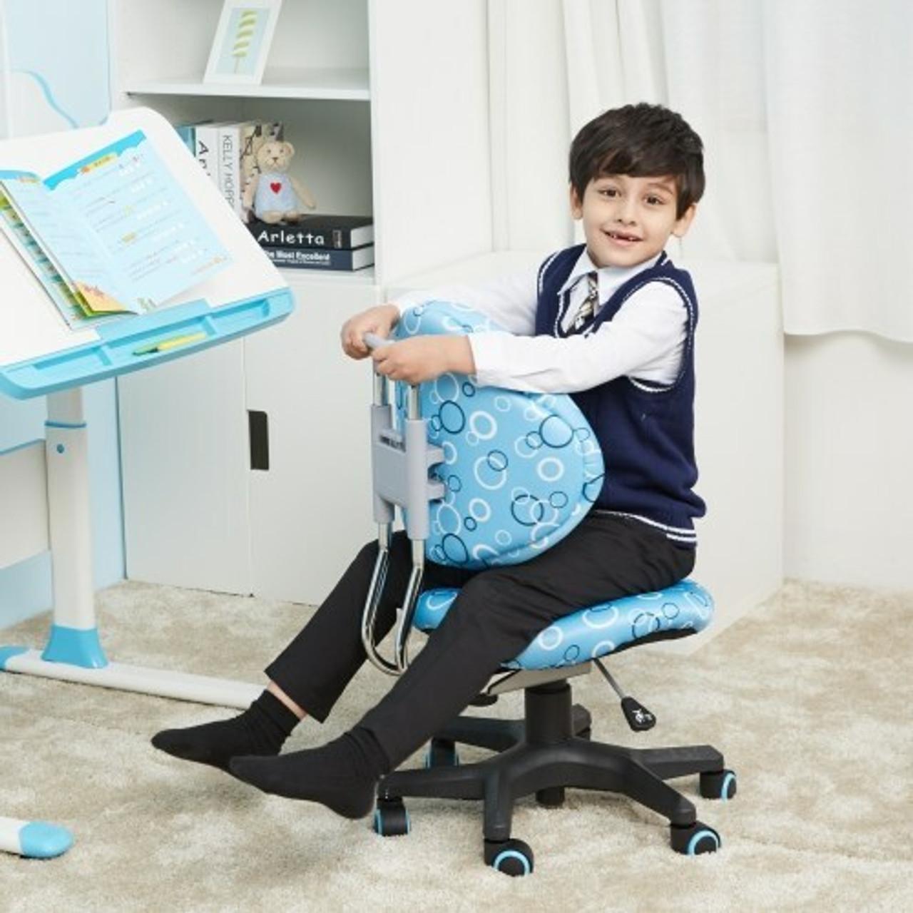 EFurnit Kids Adjustable Chair , Ergonomic Task Chair for Kids- Full-Backrest Series