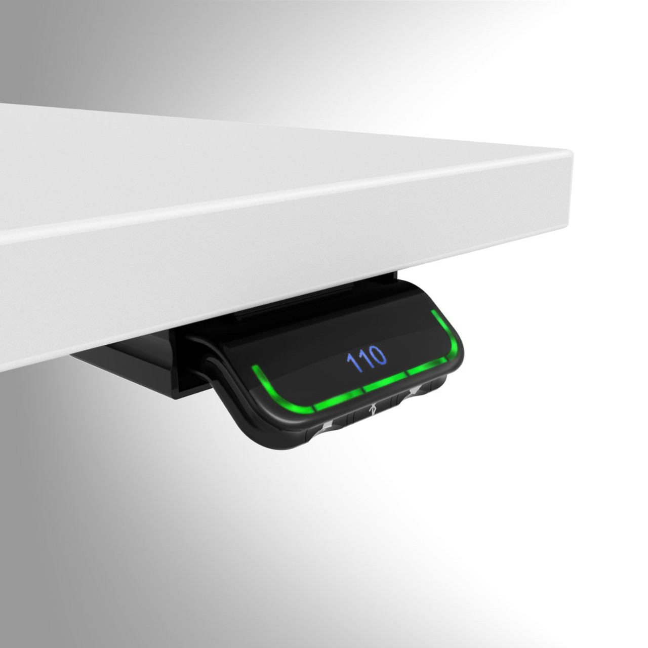 Linak DF2 Standing Desk  Assembled in a Box With Bluetooth and Mobile App