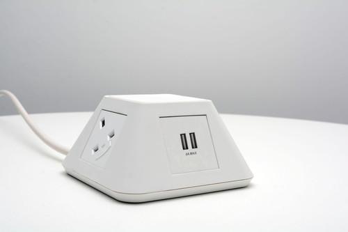 Inca 2 X Power, Twin USB Charging