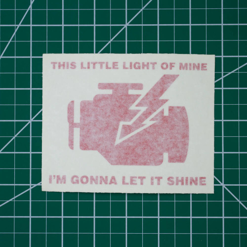 This Little Light of Mine 5in