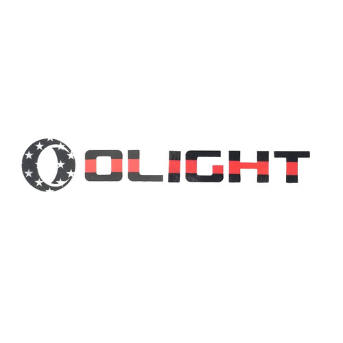 OLIGHT Thin Red Line (2 Pack)