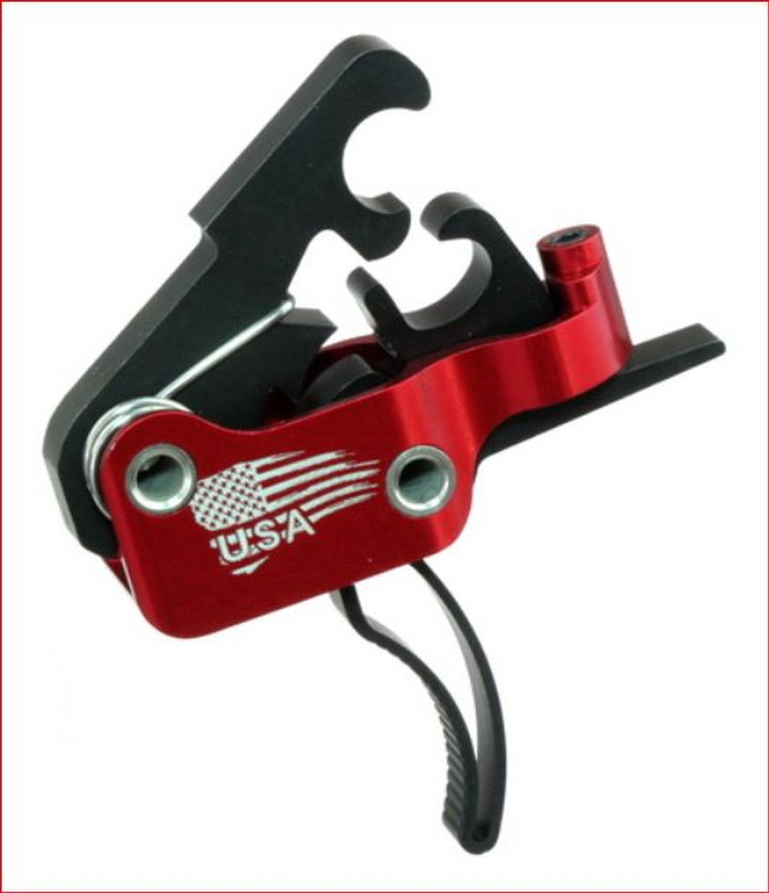 Elftmann AR-15 Match Drop-In Trigger Curved