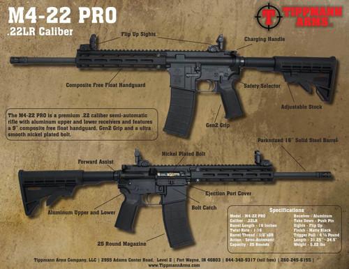 Tippmann Arms M4-22 PRO