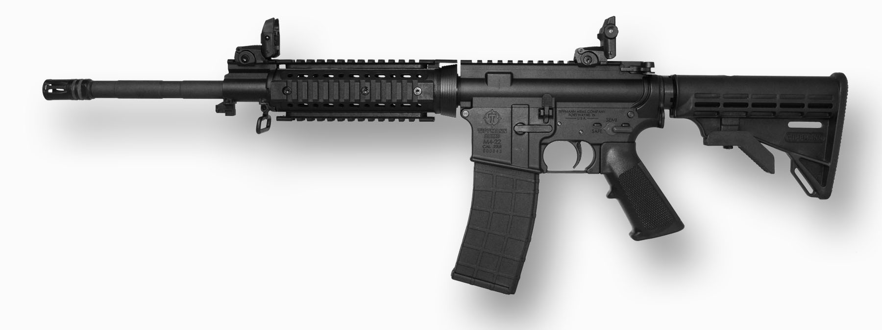 Tippmann Is Making More Than Paintball Guns These Days Page 1 Ar15 Com