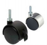 Garment Rack Castors & Wheels