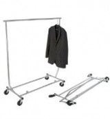 Collapsible Rolling Racks