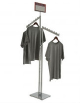 2 Way Clothing Racks