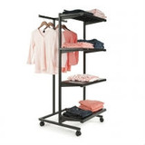 Combo Shelf & Faceout Racks