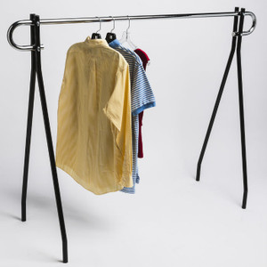 Single Rail Clothing Rack
