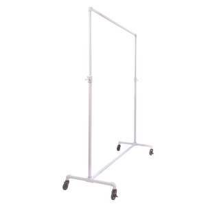 "60"" Pipe Clothing Rack 
