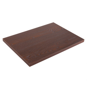 24 Shelf For Pipeline Wall Display  Dark Brown
