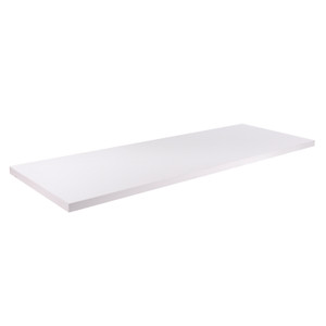 48 Shelf For Pipeline Wall Display | White