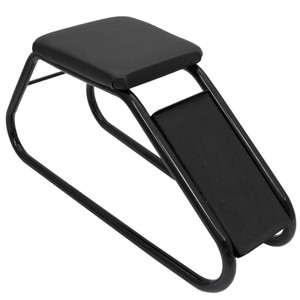 Shoe Fitting Stool - Black
