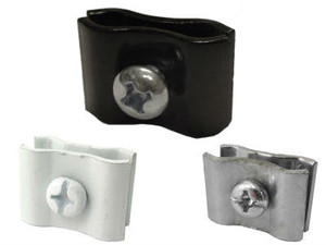 Slatgrid Panel Connectors  Black, White Or Chrome