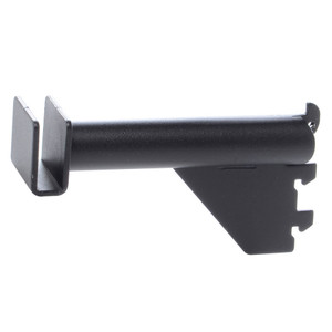 3 Hangrail Bracket for MATT BLACK Pipeline Wall Display