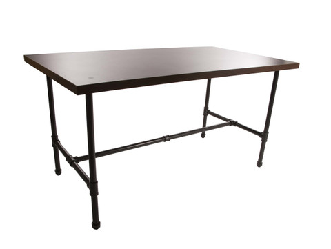 Large Pipeline Nesting Table | GREY