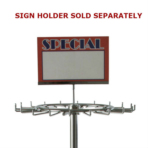 Sign Holder Example