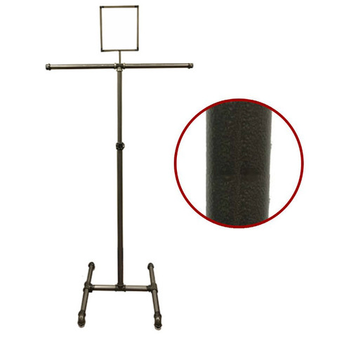 2 Why Pipe Clothing Display Rack | Coppervain
