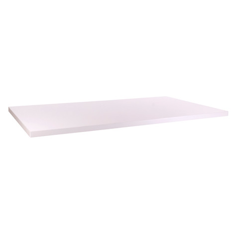 Table Top ONLY for Large Pipeline Nesting Table  White