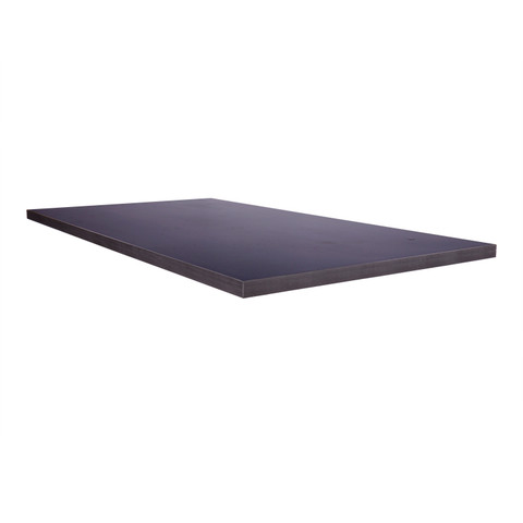 Table Top ONLY for Large Pipeline Nesting Table | Black