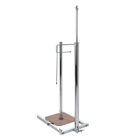 Single Roll Garment Bag Dispensing Rack