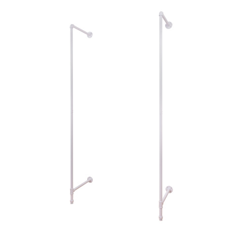 Pipeline Outrigger Wall Display  Gloss White