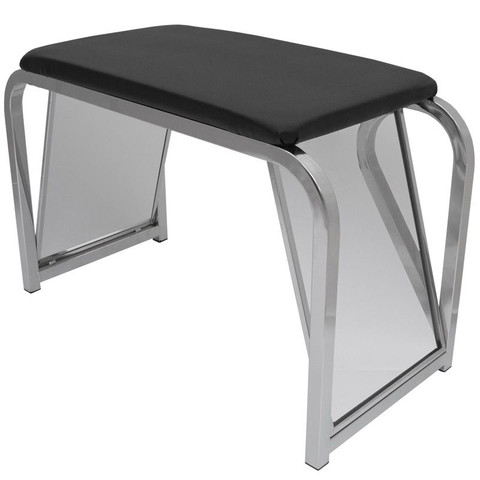 Shoe Fitting Bench with Mirrors