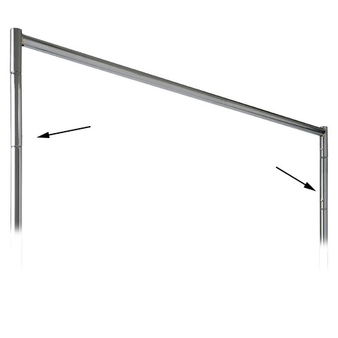 "10"" Height Extenders For Z-Rack 