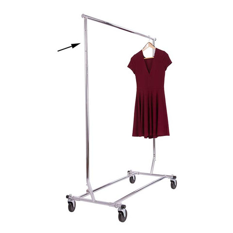 """6"""" Height Extenders for Collapsible Clothing Rack"""